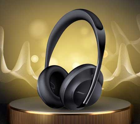 Bose NC Headphones 700 เสียงดี