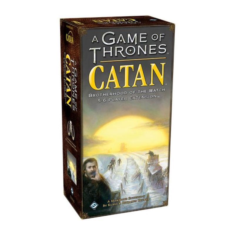 บอร์ดเกม Catan GOT Expansion Board Game