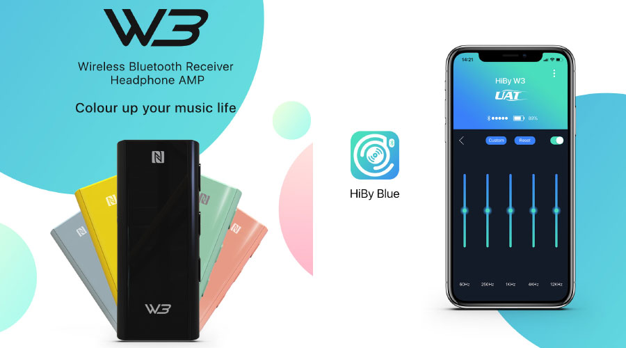 Hiby W3 Dac-Amp ราคา