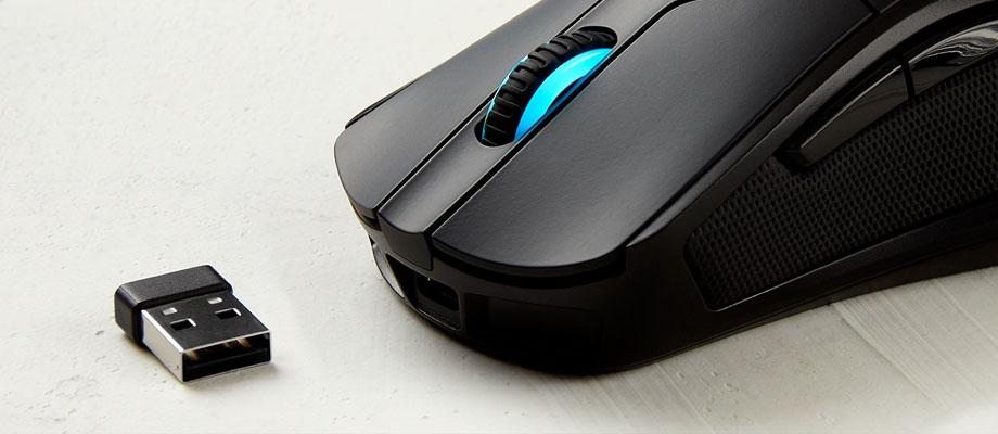 มาส์ไร้สาย HyperX Pulsefire Dart Wireless Gaming Mouse รีวิว