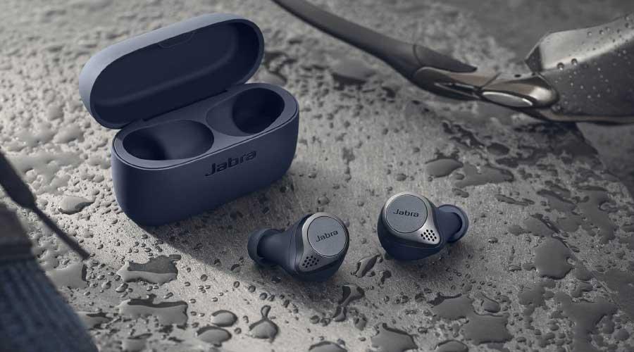 หูฟังไร้สาย Jabra Elite Active 75t True Wireless ราคา