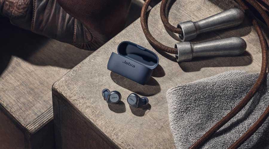 หูฟังไร้สาย Jabra Elite Active 75t True Wireless ซื้อ
