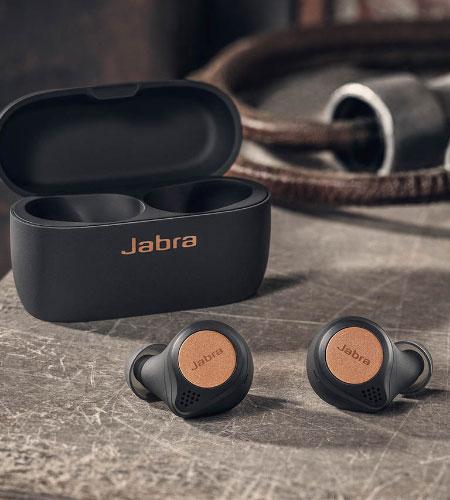 หูฟังไร้สาย Jabra Elite Active 75t True Wireless คุ้มค่า