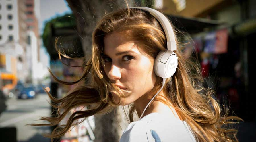หูฟัง JBL T450 Headphone ขาย