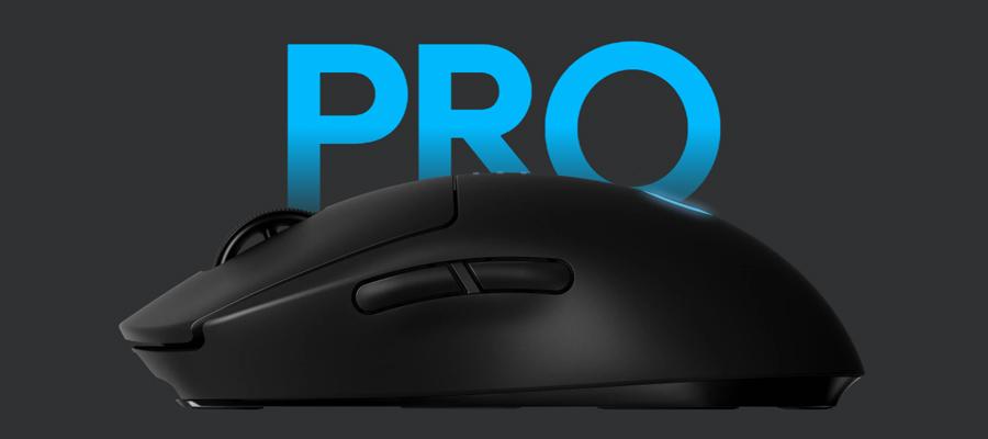 เมาส์ไร้สาย Logitech G Pro Wireless Gaming Mouse รีวิว
