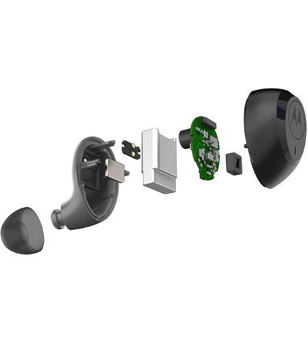 หูฟังไร้สาย Motorola VerveBuds 100 True Wireless ขายดี