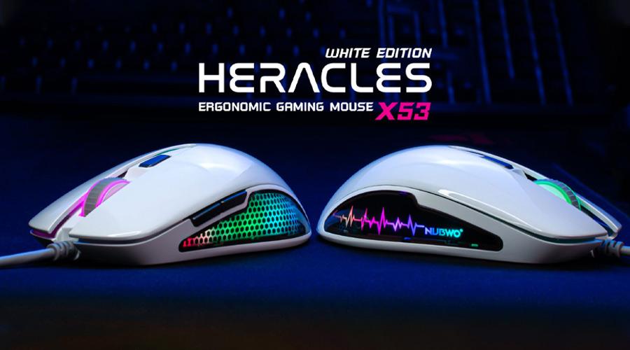 เมาส์ Nubwo X53 Gaming Mouse รีวิว