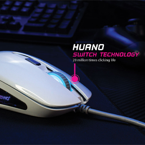 เมาส์ Nubwo X53 Gaming Mouse ซื้อ-ขาย