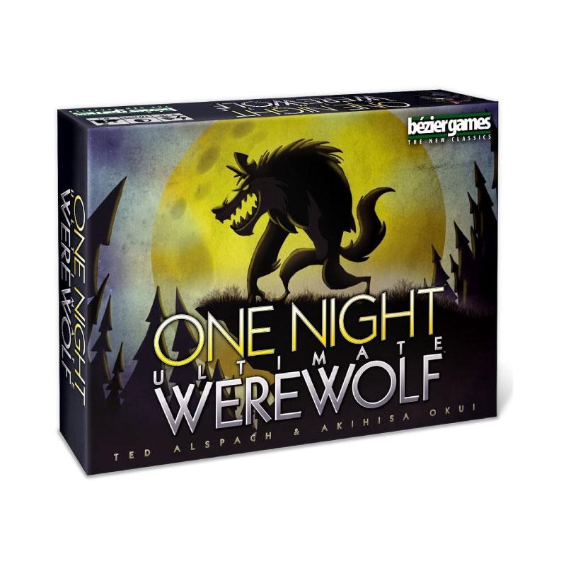 บอร์ดเกม เกมล่ามนุษย์หมาป่า Werewolf Onenight Board Game