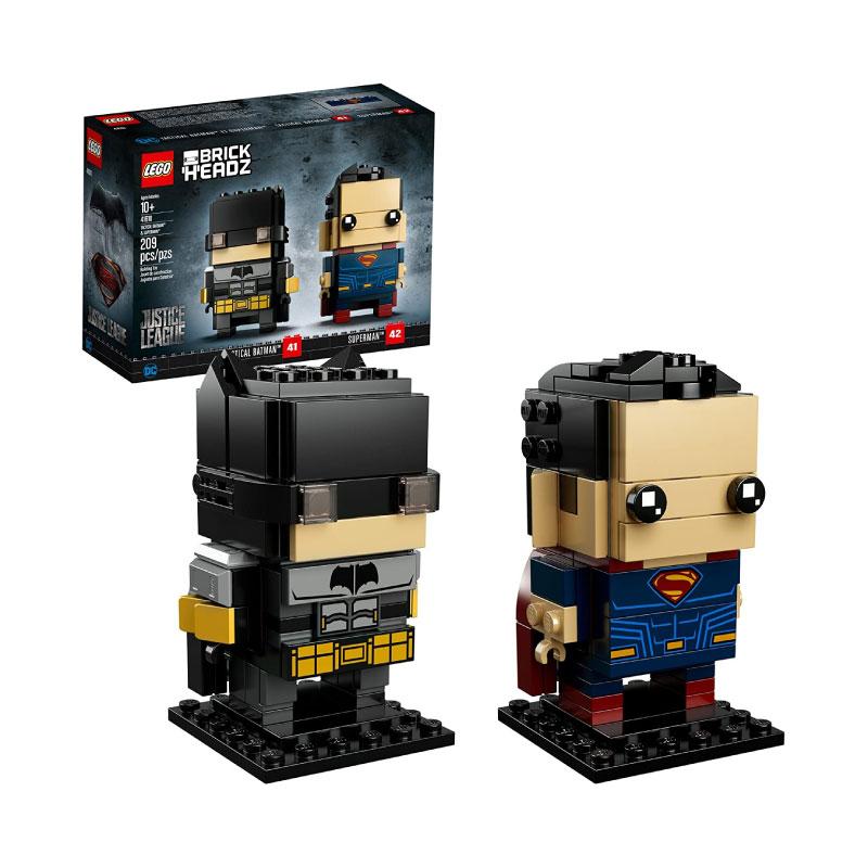 Lego BrickHeadz 41610 Tactical Batman and Superman