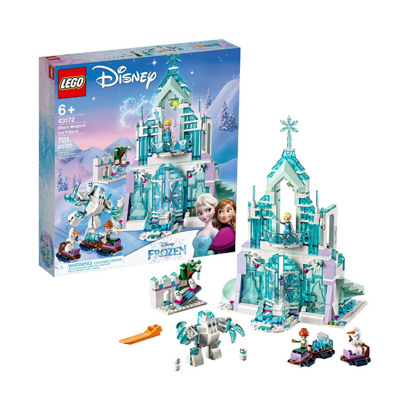 Lego Disney 43172 Princess Elsa's Magical Ice Palace