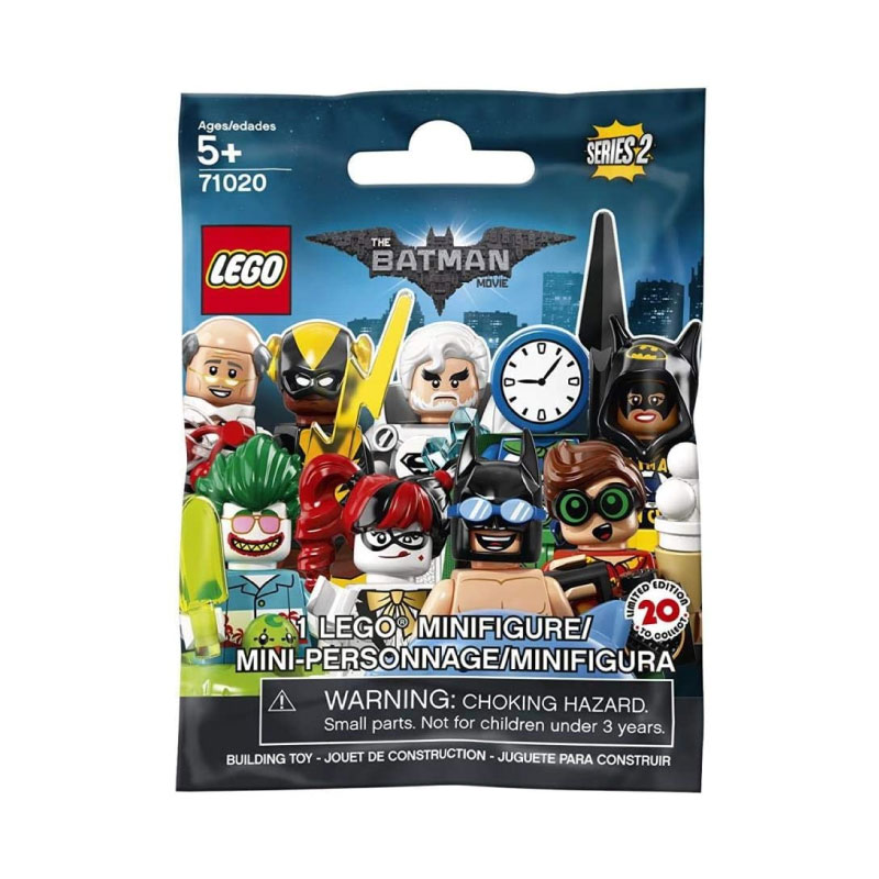 Lego 71020 The Batman Movie Series 2 Collectible Minifigures