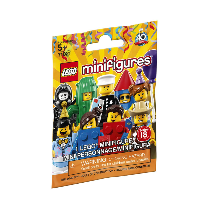 Lego 71021 Minifigure Series 18: Party