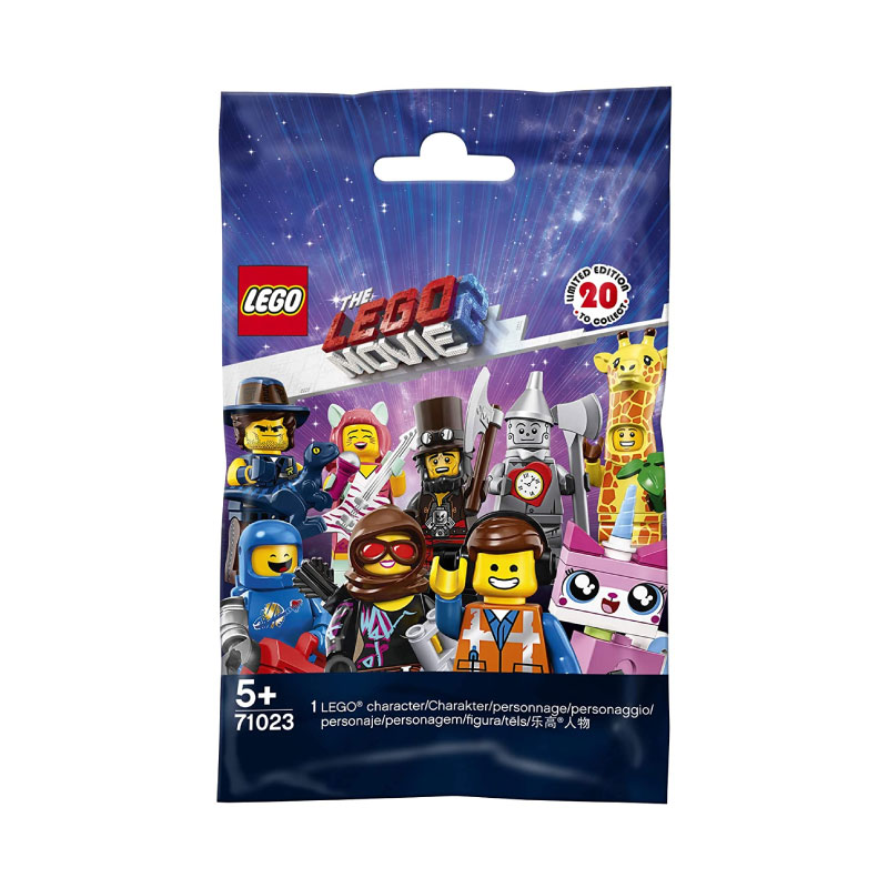 Lego THE LEGO MOVIE 2 71023 Minifigures