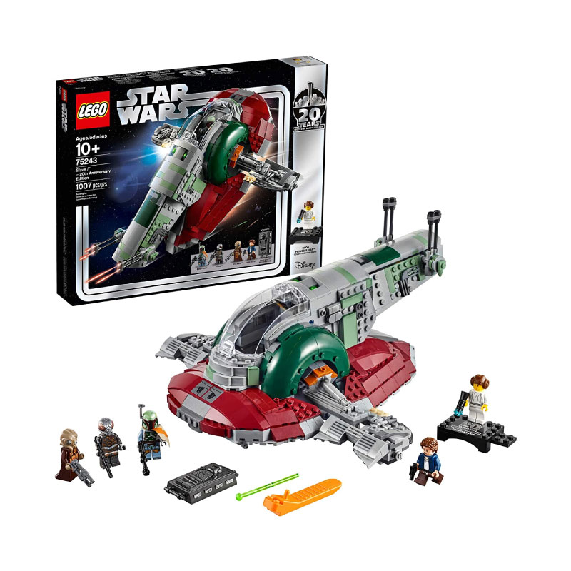 Lego Star Wars 75243 Slave l – 20th Anniversary Edition