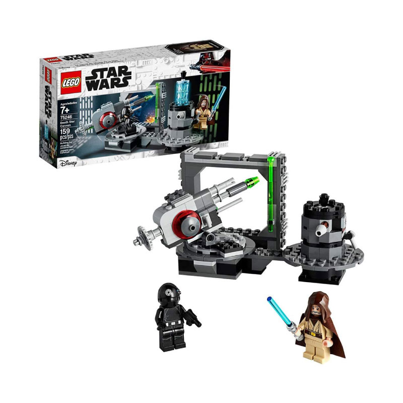 Lego Star Wars: A New Hope 75246 Death Star Cannon