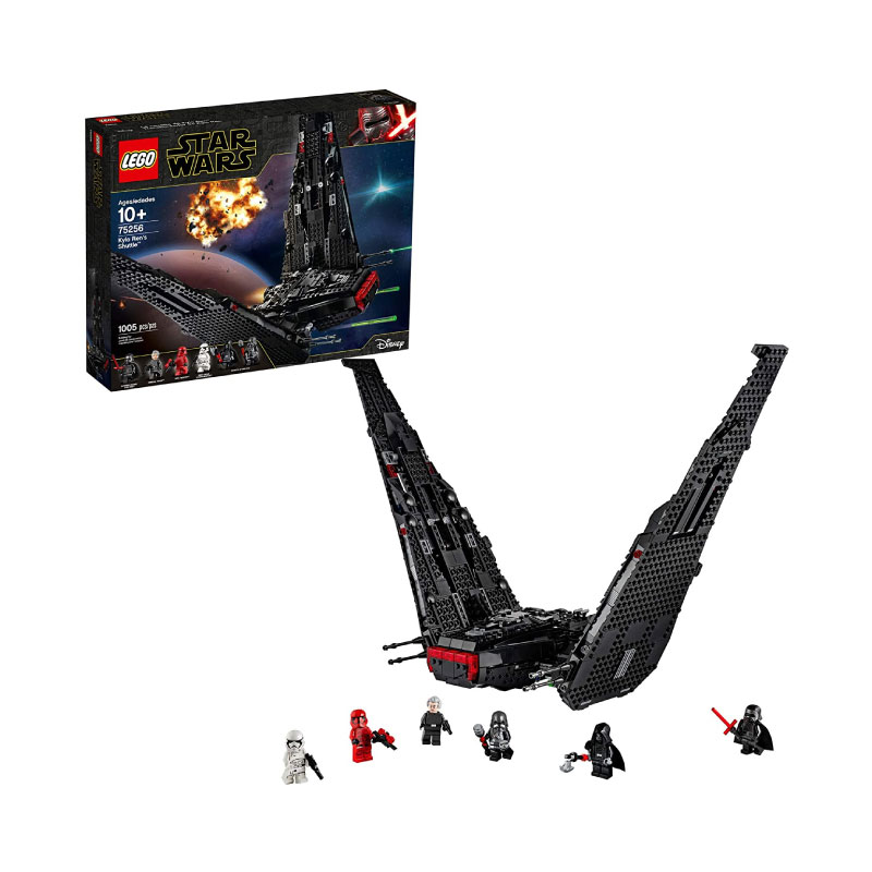 Lego Star Wars: The Rise of Skywalker 75256 Kylo Ren's Shuttle