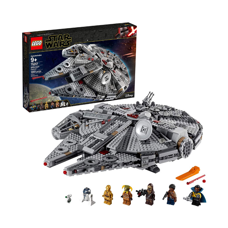 Lego Star Wars: The Rise of Skywalker 75257 Millennium Falcon