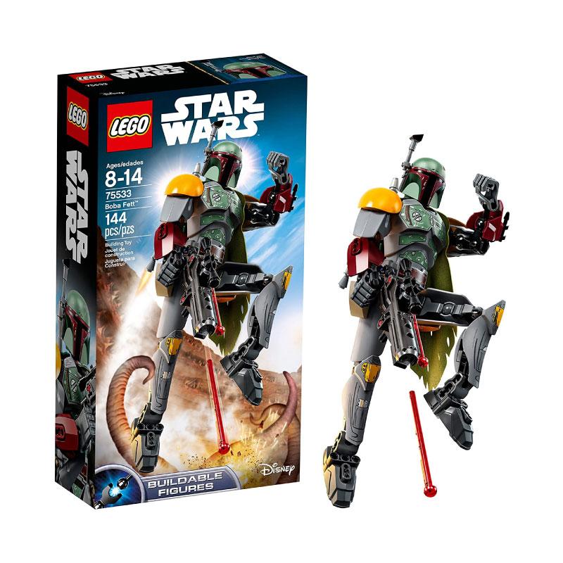 Lego Star Wars 75533 Return of the Jedi Boba Fett