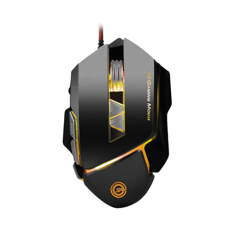เมาส์ Neolution E-Sport Atomic Gaming Mouse