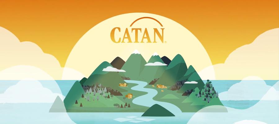 บอร์ดเกม Catan Board game เทคนิค