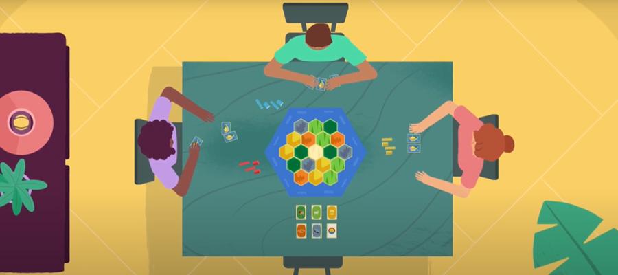 บอร์ดเกม catan Board Game ซื้อ-ขาย