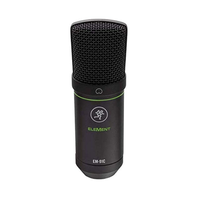 ไมโครโฟน Mackie EM-91C Microphone