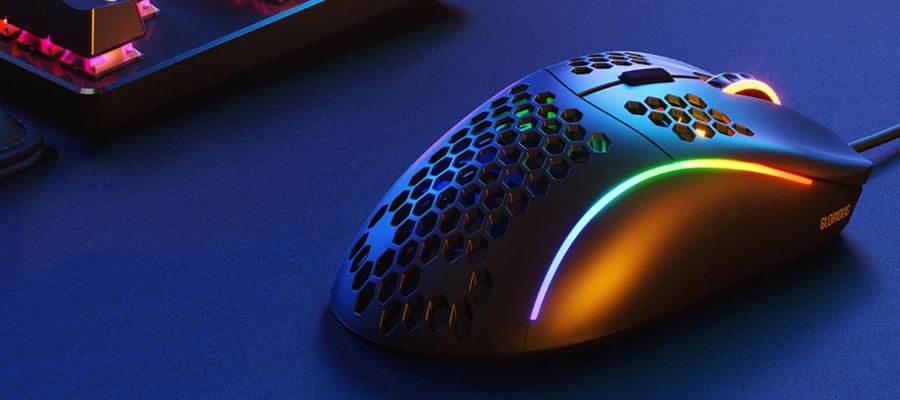 เมาส์ Glorious Model D Gaming mouse รีวิว