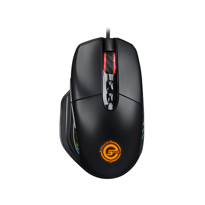 เมาส์ Neolution E-Sport Leopard Gaming Mouse