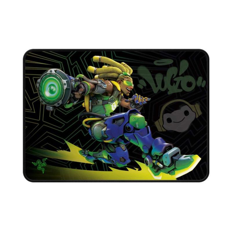 แผ่นรองเมาส์ Razer Goliathus Speed Overwatch Lucio Edition