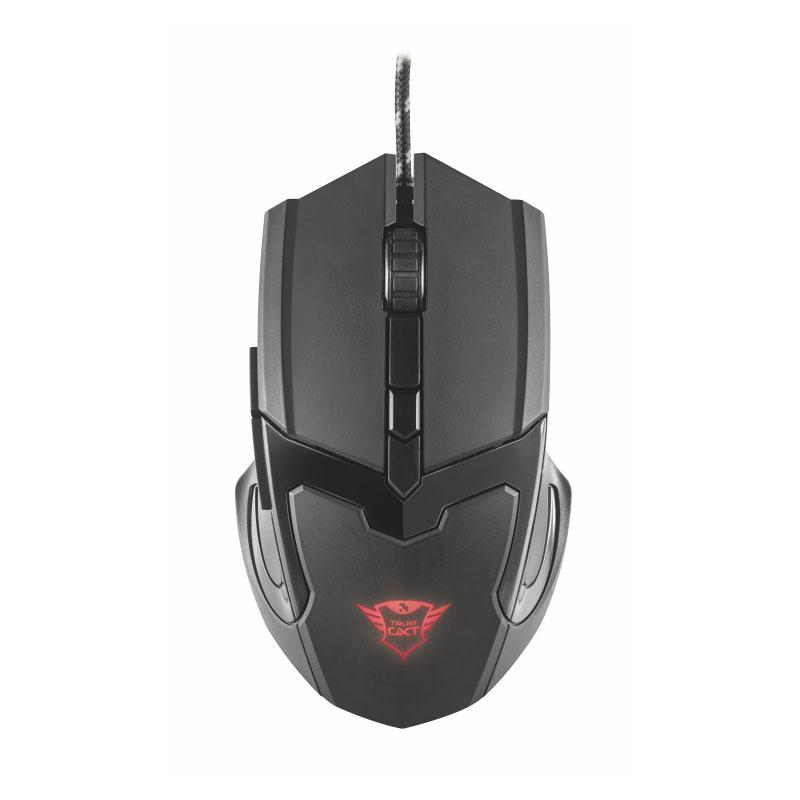 เมาส์ Trust GXT 101 Gaming Mouse