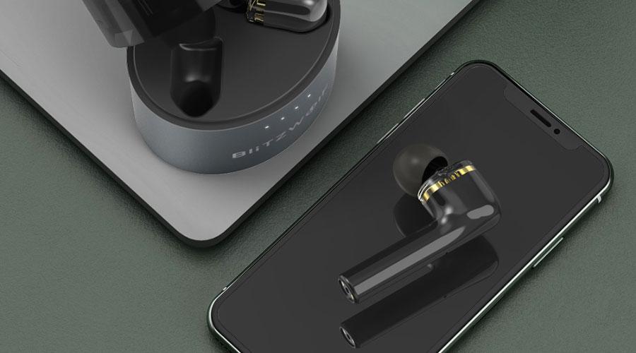 ซื้อ หูฟังไร้สาย Blitzwolf FYE8 True Wireless ราคาคุ้มค่า