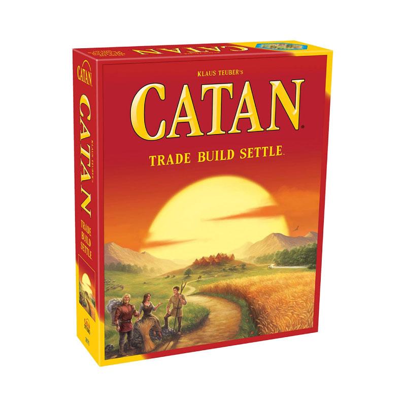 บอร์ดเกม Catan Board Game