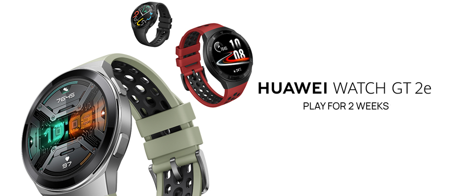 Huawei GT 2e Smart Watch รีวิว