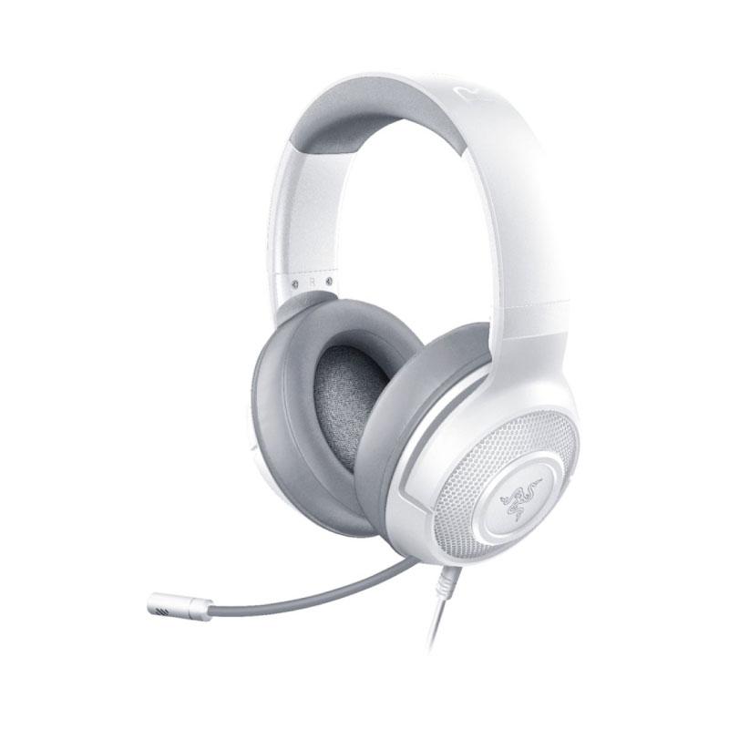 หูฟัง Razer Kraken X Mercury Gaming Headset