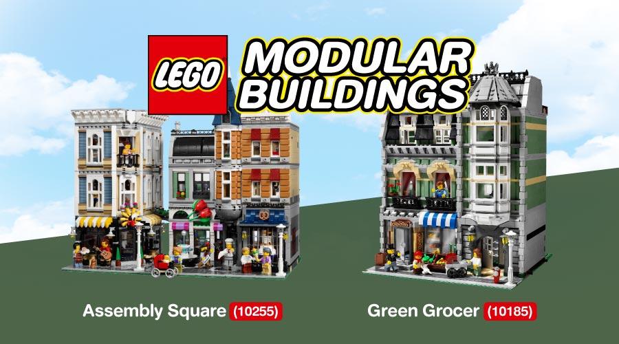 รวม Lego 4 Theme ที่ต้องมีไว้สะสม (Must Have!)