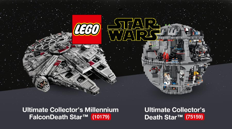 Lego 4 Theme ที่ต้องมีไว้สะสม