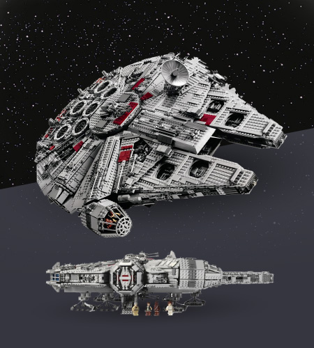 Lego Star Wars Ultimate Collector's Millennium Falcon (10179) ขาย