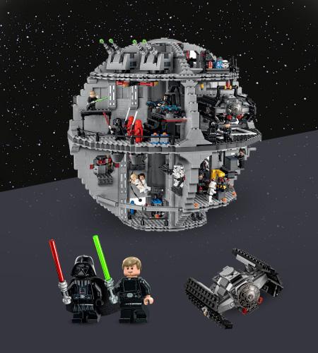 Lego Star Wars Ultimate Collector's Death Star™ (75159) ขาย