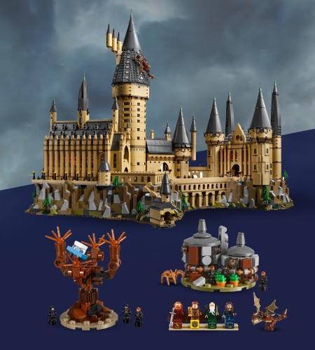 Lego Harry Potter Hogwarts Castle (71043) ขาย