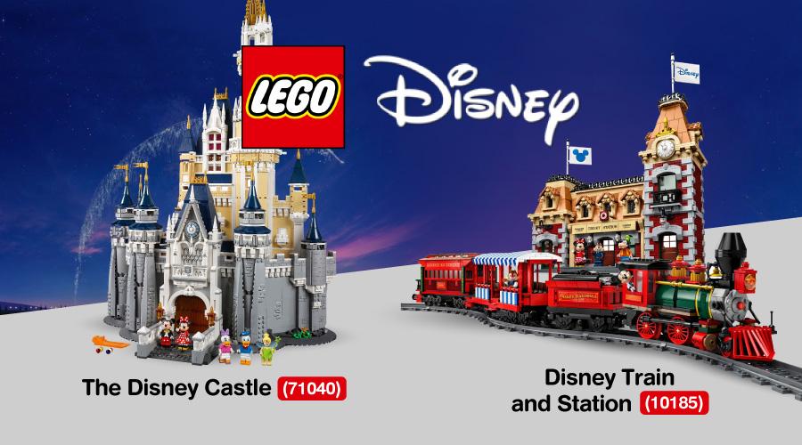สุดยอด Lego 4 Theme ที่ต้องมีไว้สะสม
