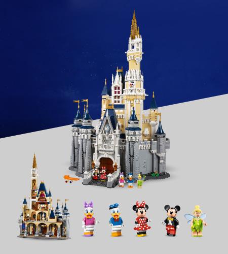 Lego Disney The Disney Castle (71040) ขายดี