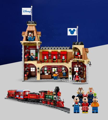 Lego Disney Disney Train and Station (71044) ราคา