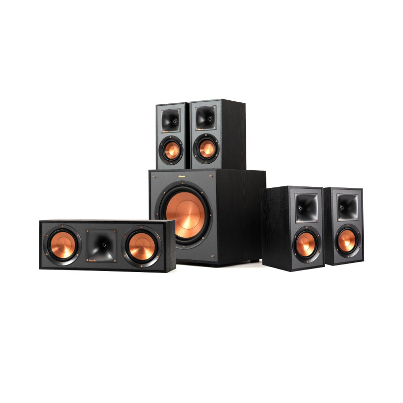 ชุดลำโพง Klipsch Home Theater Bookshelf Set C