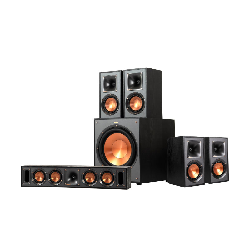 ชุดลำโพง Klipsch Home Theater Bookshelf Set D