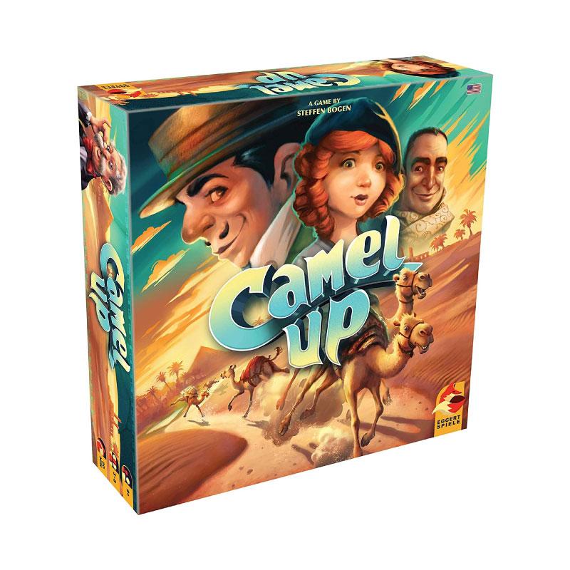 บอร์ดเกม Camel Up 2nd Edition Board Game