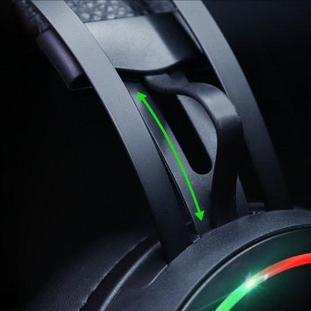 หูฟัง EGA H8 Gaming Headphone ฟีเจอร์