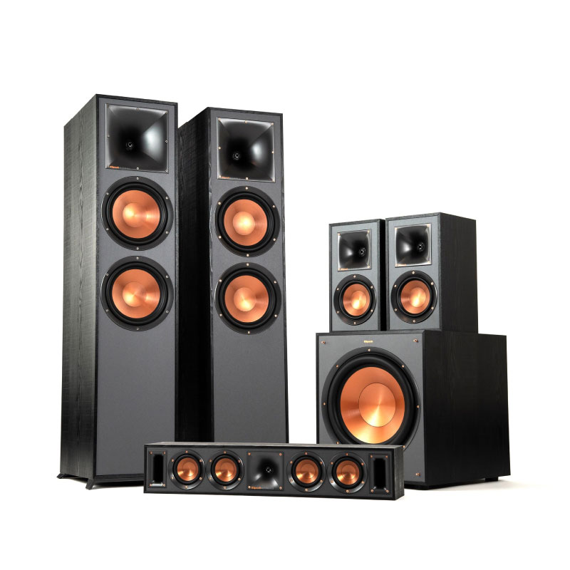 ชุดลำโพง Klipsch Home Theater 5.1 Set D