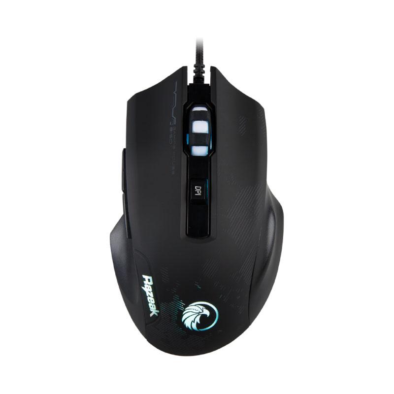 เมาส์ Razeak M209 Gaming Mouse