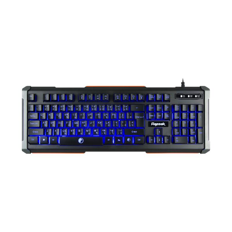 คีย์บอร์ด Razeak RK-8277 Keyboard